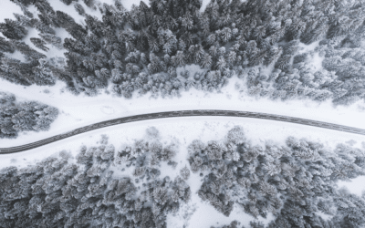 Aerial Photography in theWinter