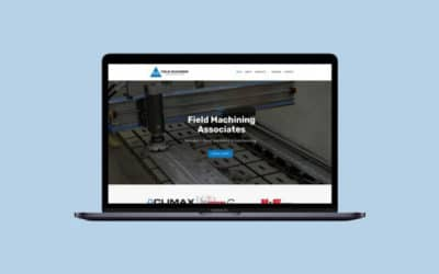 FieldMachineTool.com WordPress web development