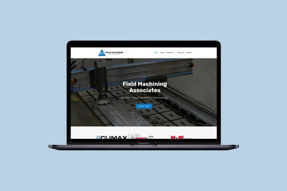 FieldMachineTool.com WordPress web development